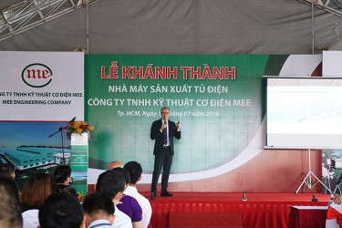 khanh thanh cong ty MEE 6