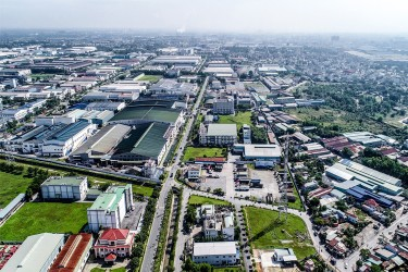 Vietnam's industrial estate continues to spurt in 2018