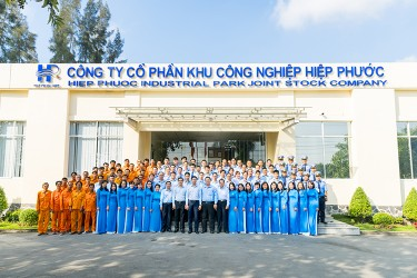 Hiep Phuoc Industrial Park Joint Stock Company - 11 years of sustainable development!