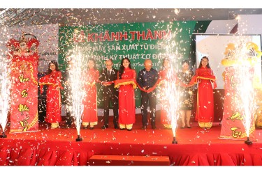 Inauguration of the electrical cabinet factory of MEE Electromechanical Engineering Co., Ltd