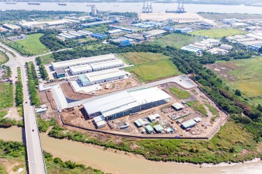 Vietnam's industrial real estate is growing strongly