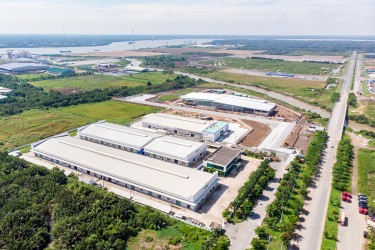 In the first half of 2018, more than $ 7 billion was invested in the Industrial Park