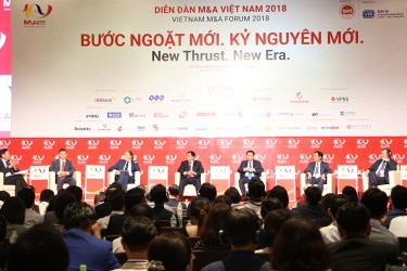 Hiep Phuoc Industrial Park accompanies with the M&A Forum 2018