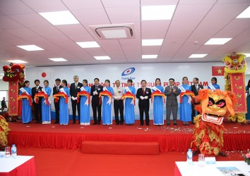 Congratulations on the inauguration of Tsurumi Pump Vietnam Factory in...
