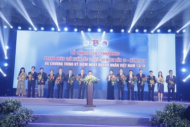 Hiep Phuoc Industrial Park is accompanied by the Young Entrepreneur Award Ceremony of Ho Chi Minh City