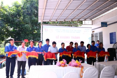 Inauguration of Children's Playground in Hiep Phuoc Industrial Park