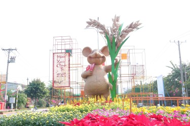 Hiep Phuoc Industrial Park Spring Flower Festival 2020