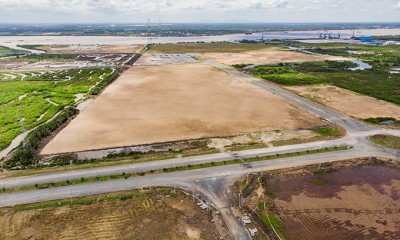 Industrial land prices rise despite pandemic