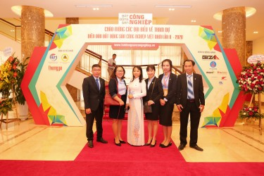 HIPC attends Vietnam Industrial Real Estate Forum 2020