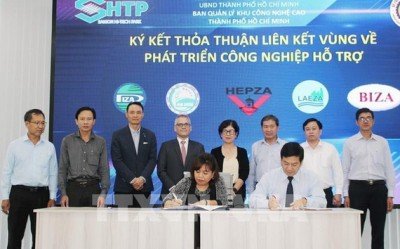 HCMC expands supply chain for FDI enterprises