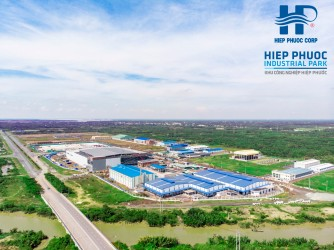Hiep Phuoc Industrial Park - Always innovate for the development of investors