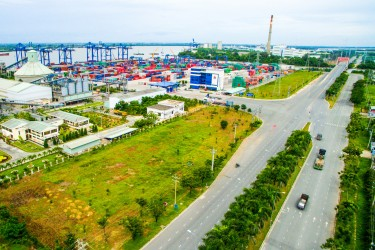 Details of industrial land plots in Hiep Phuoc Industrial Park