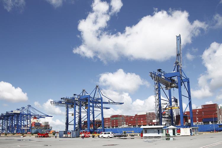 Phát triển logistics gắn với chuyển đổi số